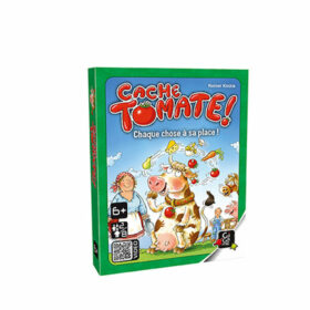 Cache Tomate - Gigamic