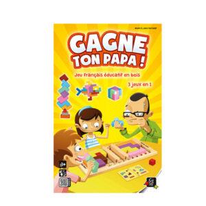 Gagne ton Papa - Gigamic