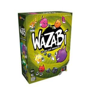 Wazabi - Jeu de dés et cartes