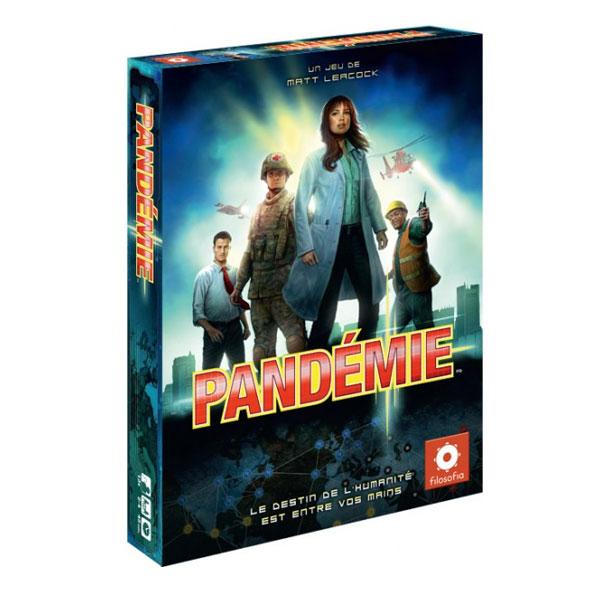 Pandemie – Filosofia