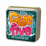 Give me five - Cocktail Games