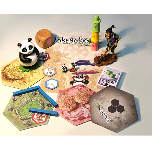 takenoko g ant jeux de soci t et jeux ducatifs acheter sur 1001 chouettes jeux. Black Bedroom Furniture Sets. Home Design Ideas