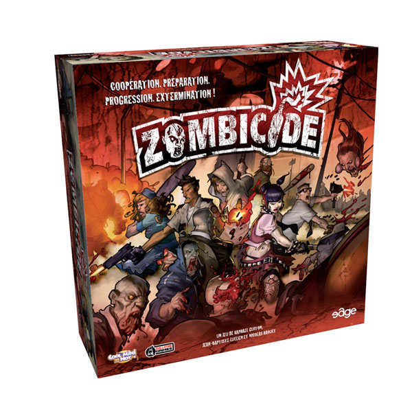 Zombicide – Edge