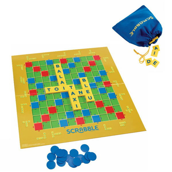 scrabble junior jeux de soci t boutique jeux de. Black Bedroom Furniture Sets. Home Design Ideas