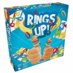Rings Up - Blue Orange