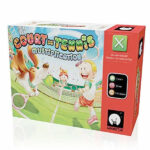 Court de tennis Multiplication - Moonster Games