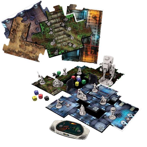 star wars assaut sur l 39 empire jeux de figurines boutique blois. Black Bedroom Furniture Sets. Home Design Ideas