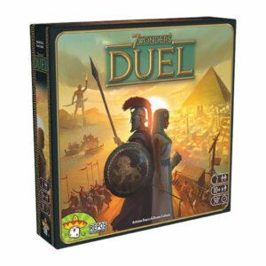 7 Wonders Duel - Repos Production