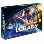 Pandemic Legacy - Filosofia