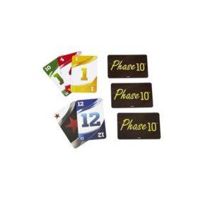 Phase 10 - Jeux de cartes