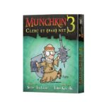 Extension Munchkin 3 - Clerc et pas net