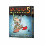 Extension Munchkin 5 - On zeu road again