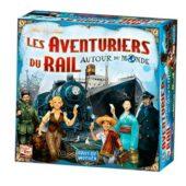 Les Aventuriers du Rail autour du monde - Days of Wonder