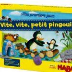 Vite, Vite petit pingouin - Haba
