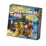Les Aventuriers du Rail - Mon Premier Voyage - Days of Wonder