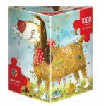 Puzzle 1000 pièces - Chien - Heye