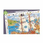 Puzzle - 100 pièces - Pirates - Djeco