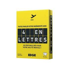 4 en lettres - Asmodée