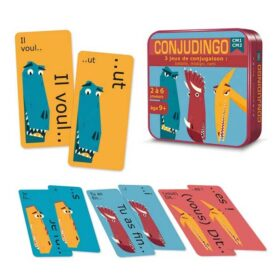 Conjudingo - Cm1 et Cm2 - Cocktail Games