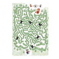 Mini Games - Labyrinthe d'Ariane - Djeco