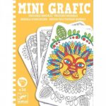 Mini Grafic - Coloriage Mandala