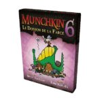 Munchkin 6 - Le donjon de la farce - Edge