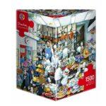 Puzzle 1500 pièces - Cuisine - Heye