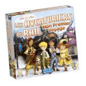 Les Aventuriers du Rail - Mon premier Voyage - Europe