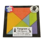 Tangram Couleur - Guy Jeandel