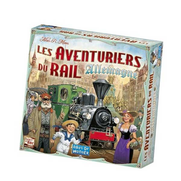 Les Aventuriers du Rail Allemagne - Days of Wonder