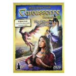 Carcassonne - Extension - Princesse et Dragon