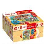 Puzzle Detective - Ma Maison - 108 pièces