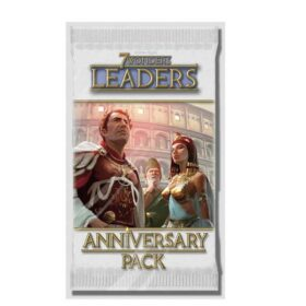 7 Wonders Leaders - Anniversary Pack