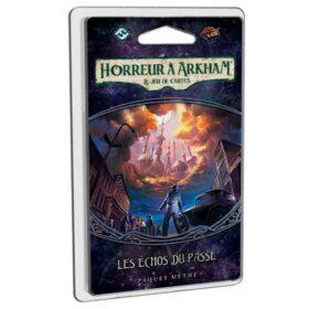 Horreur à Arkham - Les échos du passé