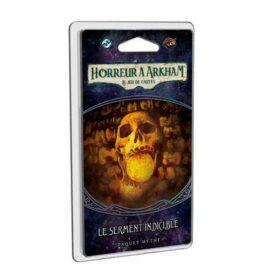 Horreur à Arkham : Le Jeu de Cartes - Le Serment Indicible