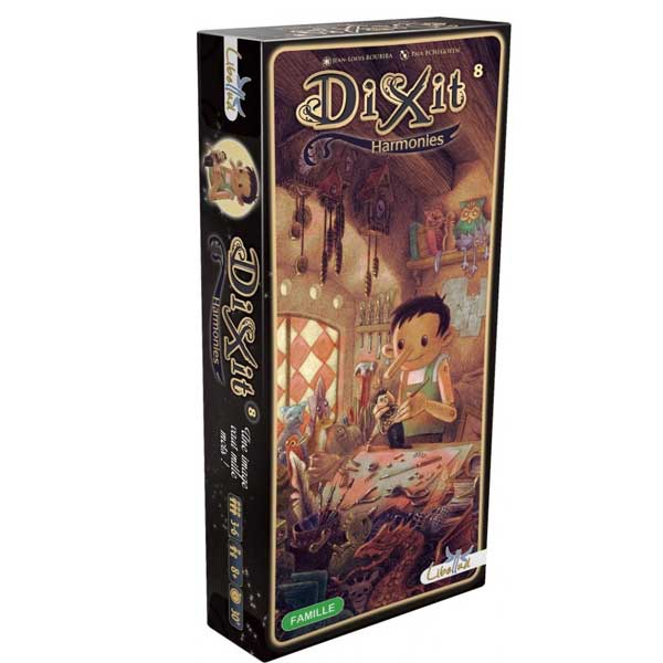Dixit 8 - Harmonies - Extension