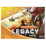 Pandemic Legacy Jaune - Saison 2