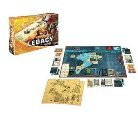 Pandemic Legacy Jaune -