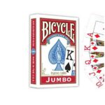 Bicycle Jumbo - Jeu de cartes