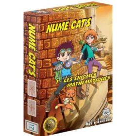 Nume Cat's - Les énigmes mathématiques - Cat's Family