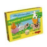 Mes premiers jeux - Pyramides d'animaux
