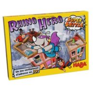 Rhino Hero - Super Battle - Haba