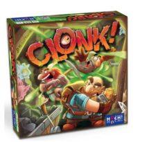 Clonk - Jeux de societe