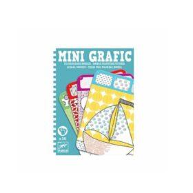 Mini Grafic - Coloriage Doodle