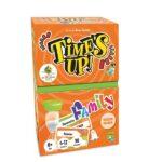 Time's Up Family - Orange - Version Family