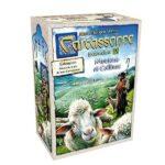 Carcassonne - Moutons et Collines