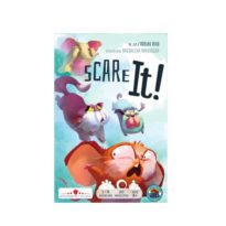 Scare it - Jeu de cartes