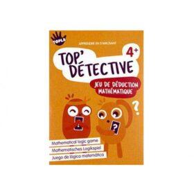 Top Detective - Jeu de déduction mathématique