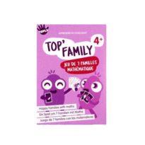 Top Family - Jeu de 7 familles