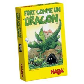 Fort comme un dragon - Haba